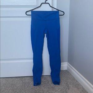 Lululemon zipper tights size 2